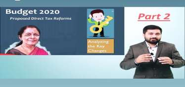 Budget 2020 | Part 2