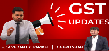 GST Updates -Relief Measures Amidst COVID-19, 40th