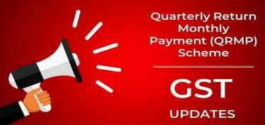 Quarterly Return Monthly Payment (QRMP) Scheme und